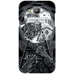 Printland Back Cover For Samsung Galaxy J5 - high end Designer Cases
