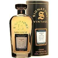 シグナトリーヴィンテージ カスクストレングス ラフロイグ 1996 16年 51.3% 700ml ウイスキー スコッチ シングルモルト laphroaig signatory アイラモルト