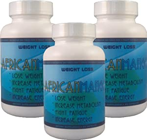 Riptide Nutrition - African Mango Pro Three 60 Count Bottles - 3 Month Supply Best Value - Compare To Other African Mangos That Are Only 1-2 Months - The Ultimate African Mango Fat Burning Supplement 1200 Mg Pure Irvingia Gabonensis Extract Weight Loss 20