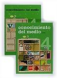 img - for Conocimiento del medio. 4 Primaria. Nuevo proyecto Trotamundos. Canarias book / textbook / text book