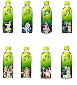 アイドルマスター シンデレラガールズ 生茶 デザインボトル 全8種類セット