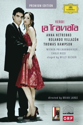 Resultado de imagem para traviata + netrebko