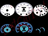 51Oo%2B7YIT8L. SL160  97 99 Hyundai Tiburon w/ Tach BLUE INDIGLO GAUGES