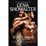 Wicked Nights (       UNABRIDGED) by Gena Showalter Narrated by Max Bellmore