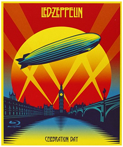 Led Zeppelin - Celebration Day (2cd + 1 Blu-Ray, Blu-Ray Sized Digipack) - Zortam Music