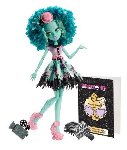 Monster High Frights, Camera, Action! Honey Swamp