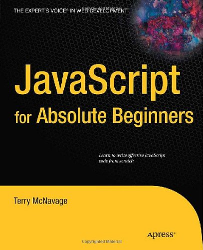 JavaScript for Absolute Beginners