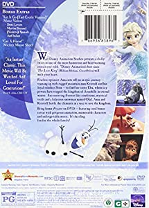 Frozen from Walt Disney Studios Home Entertainment