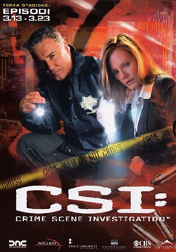 CSI - Crime Scene Investigation Stagione 03 Episodi 13-23 [Import italien]