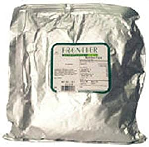 Frontier Natural Products Organic Light Roasted Carob Powdered -- 16 oz