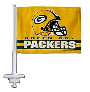 Rico Green Bay Packers Truck Flag