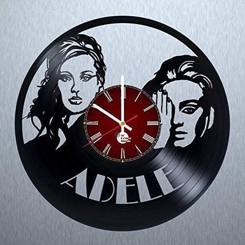Adele-Singer-Vinyl-Record-Wall-Clock-Get-unique-bedroom-wall-decor-Gift-ideas-for-friends-women-and-girls-Adele-Music-Unique-Art-Design-Leave-us-a-feedback-and-win-your-custom-clock