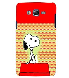 PrintDhaba Cartoon D-3504 Back Case Cover for SAMSUNG GALAXY J5 (Multi-Coloured)
