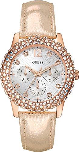 Guess Dazzler W0336L4 Reloj de Pulsera para mujeres Con cristales