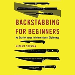 Backstabbing for Beginners Audiobook