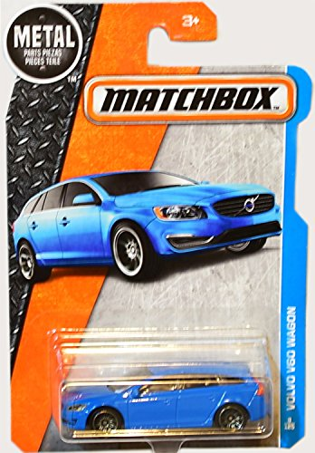 volvo-v60-wagon-2016-matchbox-basic-164-scale-collectible-die-cast-metal-toy-car-model-3-of-125