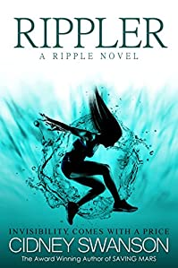 Rippler by Cidney Swanson ebook deal