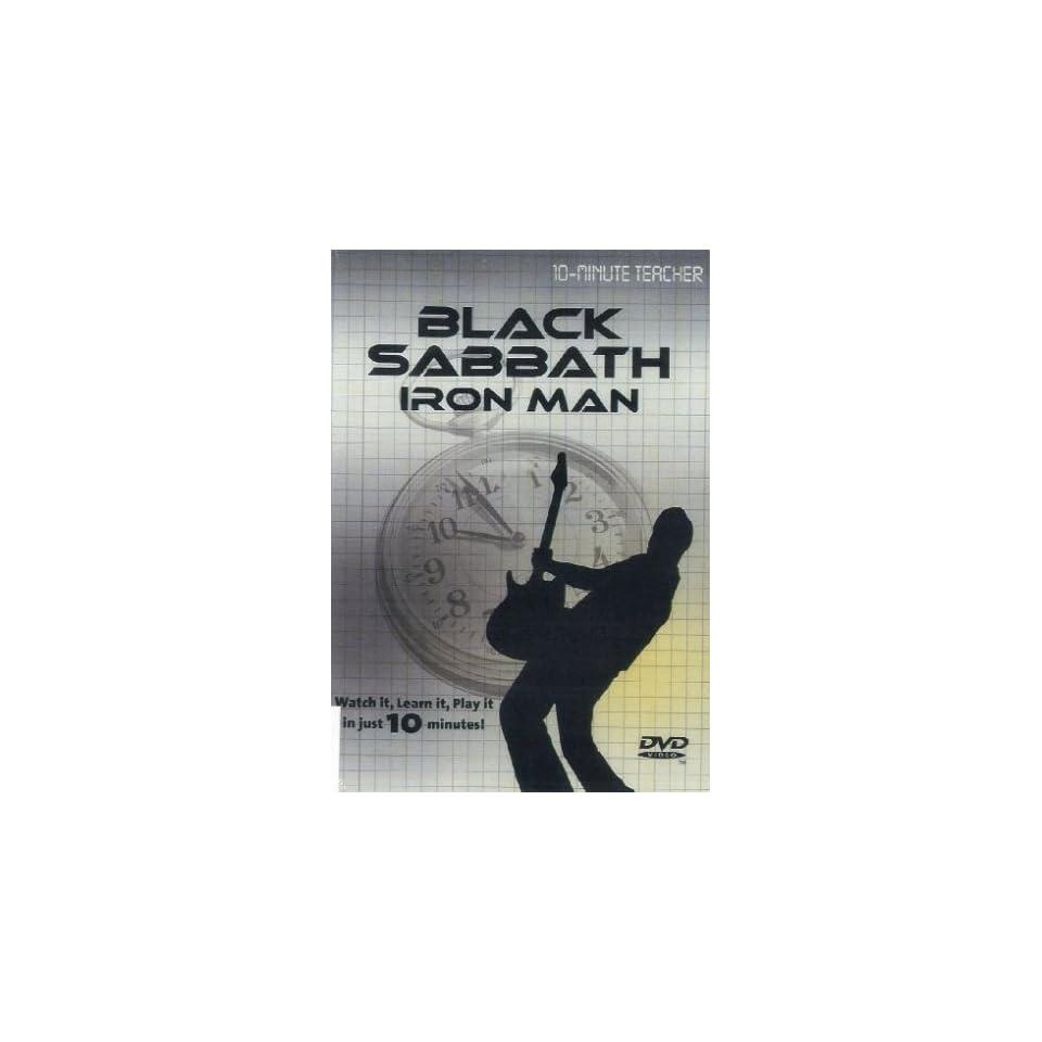 Black Sabbath ; Iron Man Black Sabbath Movies & TV