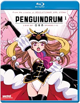 Penguindrum Collection 1 (輪るピングドラム) [第1話‐12話] [Blu-ray] [Import]