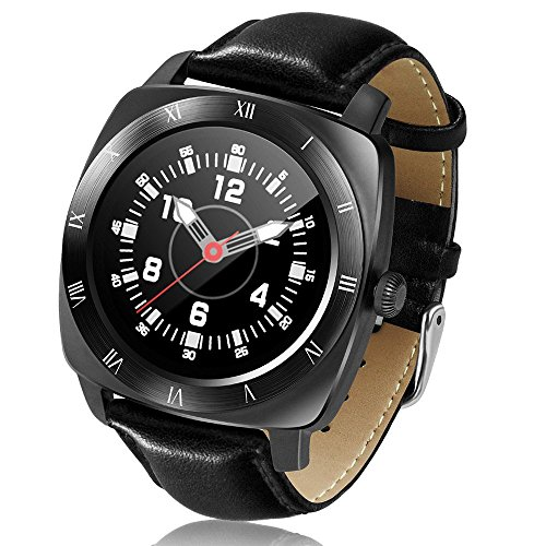 review yemon smart watches for men waterproof bluetooth
