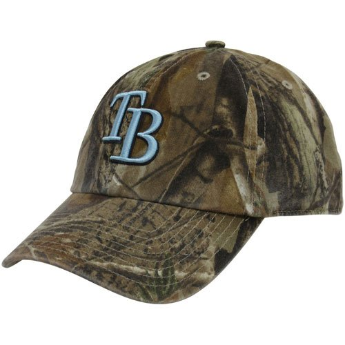'47 Brand Tampa Bay Rays Real Tree Camo Cleanup