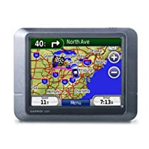 Garmin nüvi 205 3.5-Inch Portable GPS Navigator