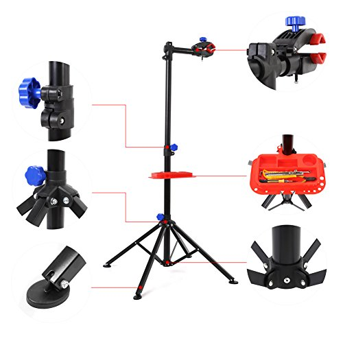 tacklife-bicycle-repair-stand-portable-bicycle-repair-rack-stand-adjustable-height-and-360-head-rota