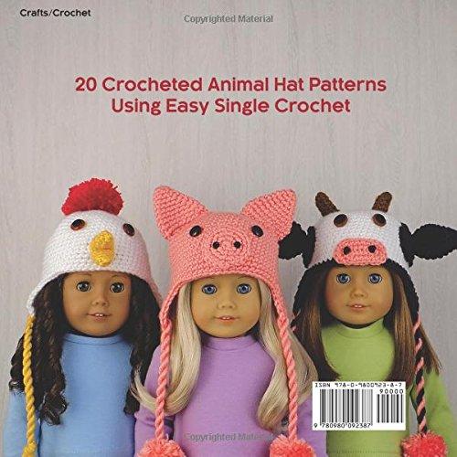 Easy Crochet Animal Hat Patterns : Amigurumi Doll