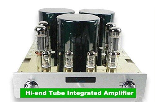 GOWE EL34 Vacuum Tube Hi-end Tube Integrated Amplifier Tube EL34B¡Á4 12AX7B¡Á2 12AU7¡Á2