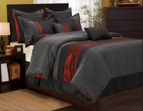 Red King Comforter