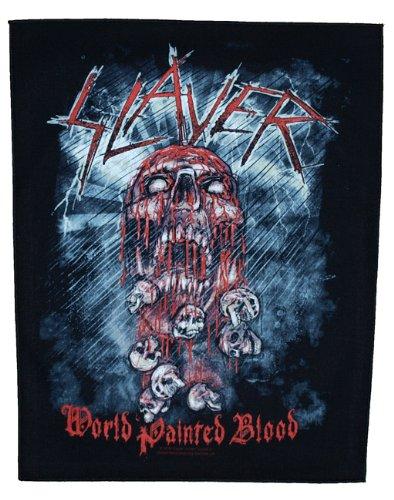 Slayer toppa World Painted Blood Helloween