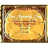 Luxurious 24k Gold Collagen Crystal Facial Mask 4 In 1(anti-wrinkle Firming Whitening Moisturizer)1pcs