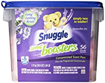 Snuggle Scent Boosters Lavender Joy 56 Count