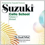 Suzuki Cello School, Volume Seven: Pe...
