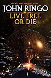 "Cover of ""Live Free Or Die (Troy Rising)&..."