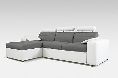 Couch Couchgarnitur Wohnlandschaft Sofa Polsterecke MEGA L mit Schlaffunktion
