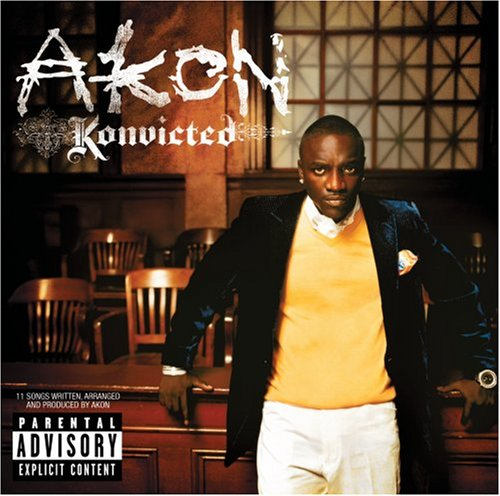 Akon - Konvicted [Deluxe Edition] - Zortam Music