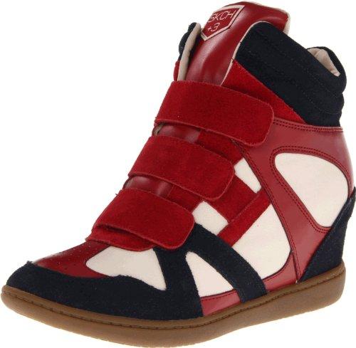 Skechers Women'S Plus 3-Raise Your Glass Sneaker,Navy/Red,9.5 M Us