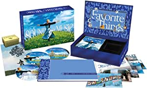 The Sound of Music Gift Set (Blu-ray and DVD) [1965]