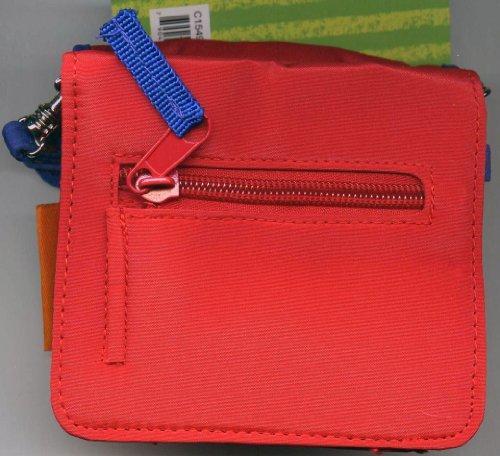 Sesame Street Elmo Wallet with Strap - Mini Purse - 1