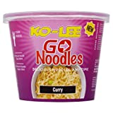 Ko-lee Go Cup Noodles Curry Flavour 65 g (Pack of 6)