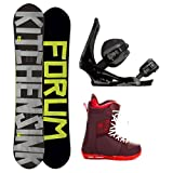 Forum The Kitchen Sink Complete Snowboard Package by Forum Novelties