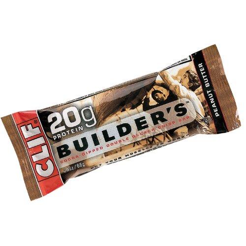 Clif Builder'S Bar - 12 Pack - Chocolate Peanut Butter