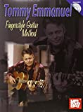 img - for Mel Bay Tommy Emmanuel Fingerstyle Guitar Method book / textbook / text book