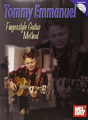 Mel Bay Tommy Emmanuel Fingerstyle Guitar Method PDF
