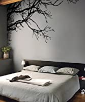 Stickerbrand Vinyl Wall Decal Sticker Tree Top Branches (M) 100