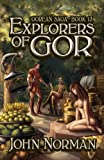 John Norman Explorers of Gor (Gorean Saga)