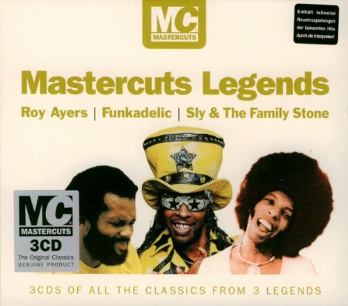Mastercuts Legends - Funk