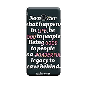 Phone Candy Designer Back Cover with direct 3D sublimation printing for Samsung Galaxy A5 (2016)