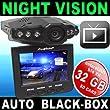 Auto-Black-Box -Hochgeschwindigkeitskamera Car-Camera-Recorder + Nachtsicht + Bewegungssensor + Farbbildschirm/Dashboard 2,5 TFT LCD Display + 4GB SD Karte /Unfalldatenschreiber/�berwachungskamera Video/Audio DVR